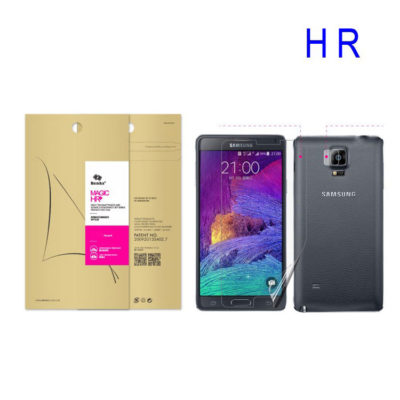 Samsung Galaxy Note 4 Benks Magic HR+ Näytön Suojakalvo