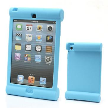 Apple iPad Mini 2 / 3 Peli Silikoonisuoja Sininen