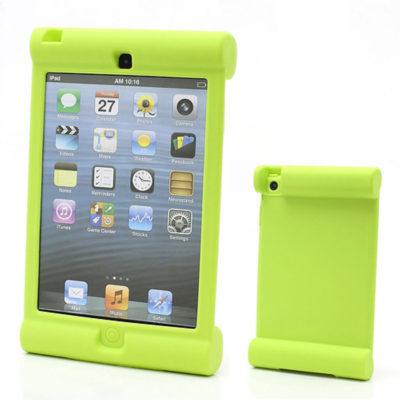 Apple iPad Mini 2/3 Silikoonisuoja Vihreä Lime