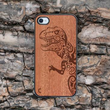 Apple iPhone 4 / 4S Dinosaurus Suojakotelo