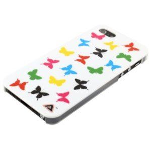 Apple iPhone 5 / 5S / SE Värikkäät Perhoset Kuori