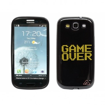 Samsung Galaxy S3 Game Over Suojakuori