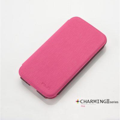 Samsung Galaxy S4 KLD V.punainen Läppäkotelo