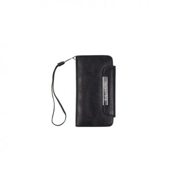 Sony Xperia Z Musta Läpällinen Suojakotelo