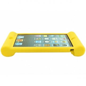 Apple iPad Mini Silikoonisuoja Keltainen