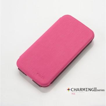 Apple iPhone 5 / 5S V.Punainen KLD Läppäkotelo