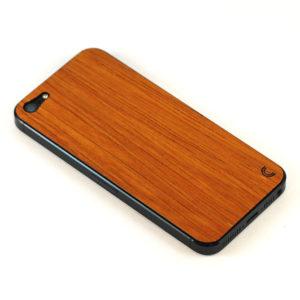 Apple iPhone 5 Tyylikäs Merbau Puukuori