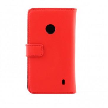 Nokia Lumia 520 Läppäkotelo Punainen