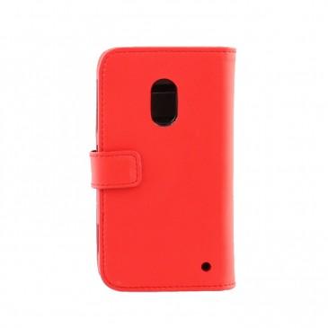 Nokia Lumia 620 Läppäkotelo Punainen