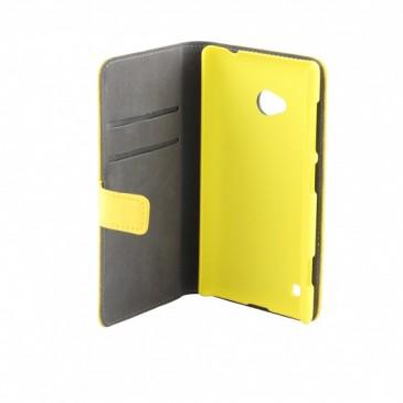 Nokia Lumia 720 Läppäkotelo Keltainen