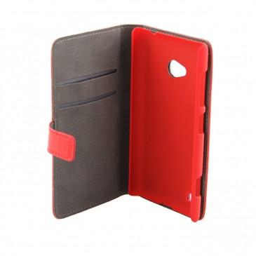 Nokia Lumia 720 Läppäkotelo Punainen