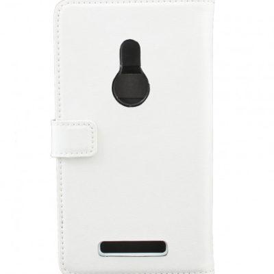 Nokia Lumia 925 Läppäkotelo Valkoinen