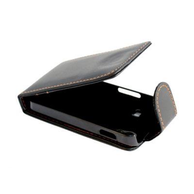 Samsung Galaxy Ace S5830 Musta Läppäkotelo
