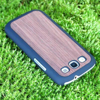 Samsung Galaxy S3 Pähkinä Puu Suojakotelo