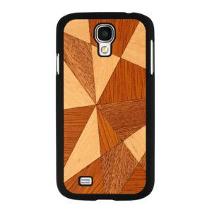 Samsung Galaxy S4 Mosaiikki Puu Suojakotelo