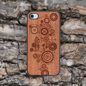 Apple iPhone 4 / 4S Gears Mahonki Suojakotelo