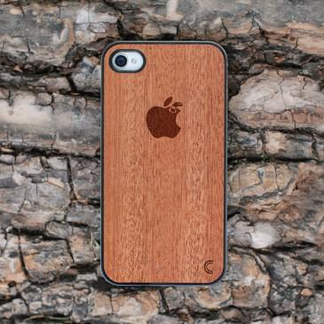 Apple iPhone 4 / 4S Omena Madolla Suojakotelo