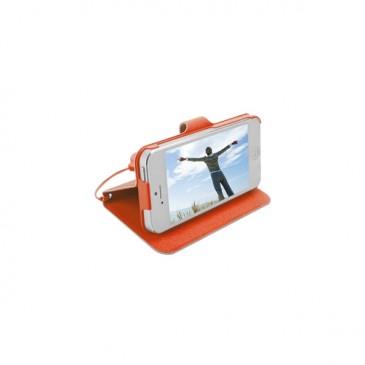 Apple iPhone 5 / 5S Oranssi Unique Läppäkotelo