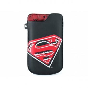 Musta Superman Yleissuoja Useisiin Puhelimiin