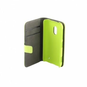 Nokia Lumia 620 Läppäkotelo Lime Vihreä