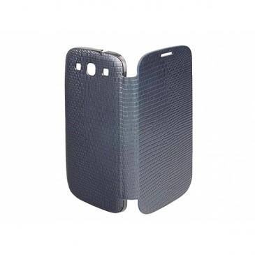Samsung Galaxy S3 Harmaa Kova Läppäkuori