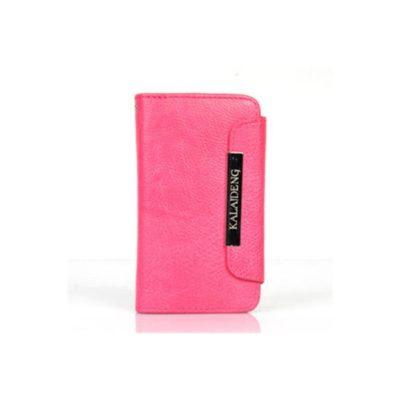 Samsung Galaxy S4 Fresh Pinkki Läppäkotelo