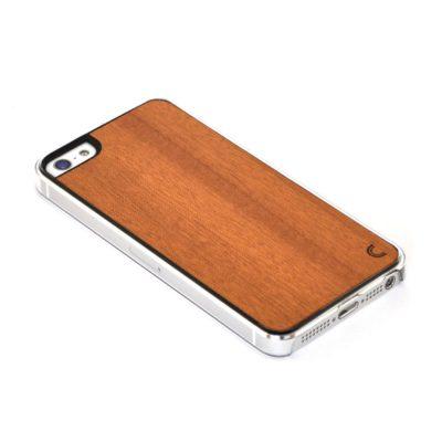 Apple iPhone 5 / 5S Mahonki Puu Suojakotelo