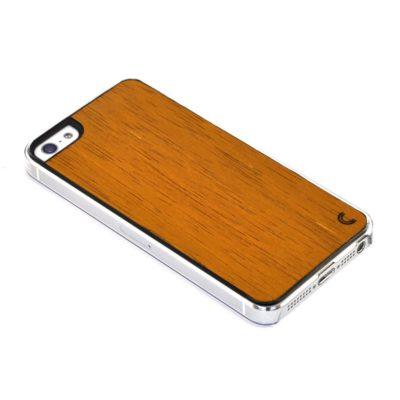 Apple iPhone 5 / 5S / SE Merbau Puu Suojakotelo
