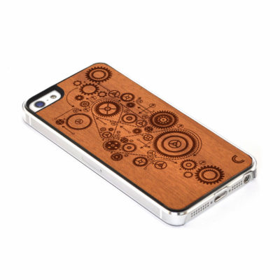 Apple iPhone 5 / 5S Gears Mahonki Suojakotelo