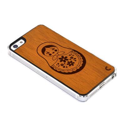 Apple iPhone 5 / 5S Maatuska Puu Suojakotelo