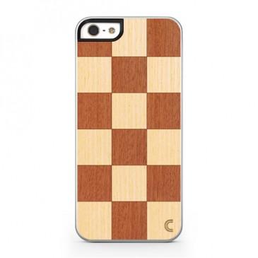 Apple iPhone 5 / 5S / SE Shakkiruudut Suojakotelo