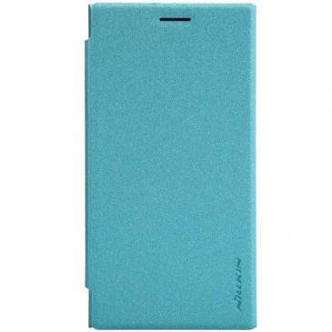 Nokia Lumia 730 / 735 Sininen Nillkin Suojakotelo