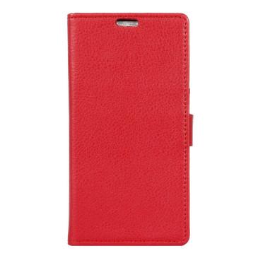 Huawei Y5 II Lompakko Suojakotelo Punainen
