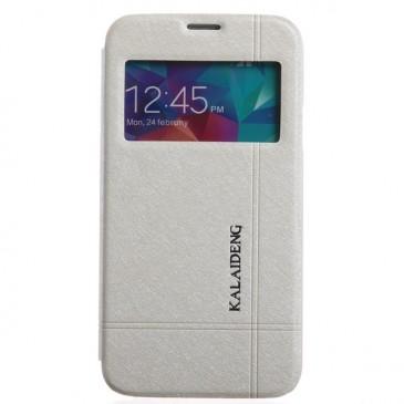 Samsung Galaxy S5 Valkoinen Ikkuna Kotelo