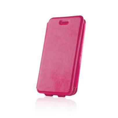 Samsung Galaxy Trend / Plus Pinkki Smartcover suojakotelo