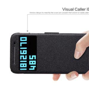 HTC One M8 Suojakotelo Musta Nillkin Fresh