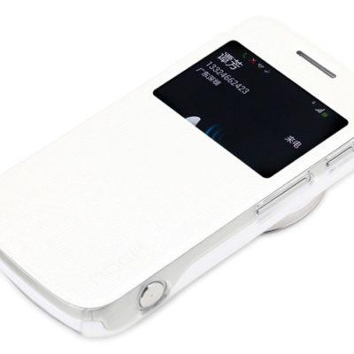 Samsung Galaxy S4 Zoom Valkoinen Suojakotelo
