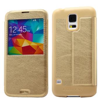Samsung Galaxy S5 Kulta KLD KA Suojakotelo