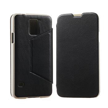 Samsung Galaxy S5 Musta KLD Swift Suojakotelo