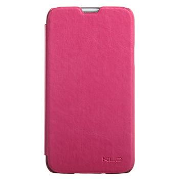 Samsung Galaxy S5 Pinkki KLD Läppä Suojakotelo