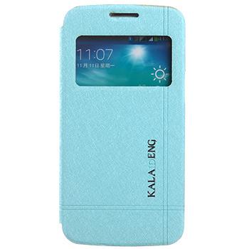Samsung Galaxy S5 V.Sininen KLD Ikkuna Kotelo