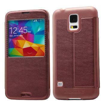 Samsung Galaxy S5 Wine Red KLD KA Suojakotelo