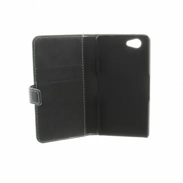 Sony Xperia Z1 Compact Musta Suojakotelo