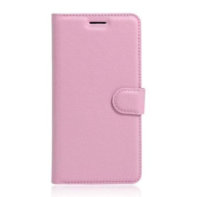 Huawei Honor 7 Lite Vaaleanpunainen Lompakkokotelo