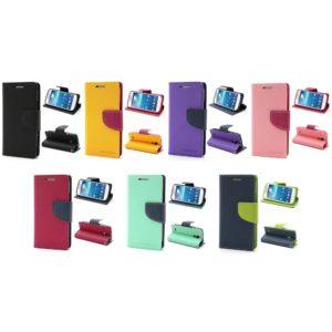 Galaxy S4 Mini Lompakko 7 Väriä
