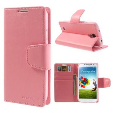 Samsung Galaxy S4 Vaaleap. Sonata Lompakkokotelo