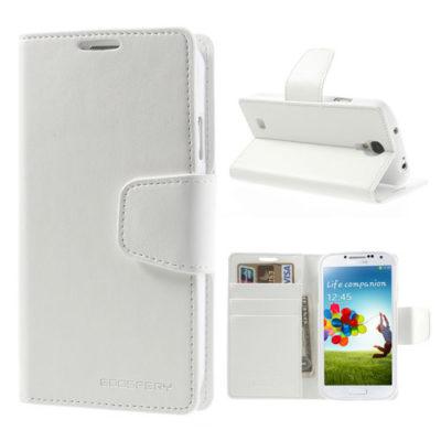 Samsung Galaxy S4 Valk. Sonata Lompakkokotelo