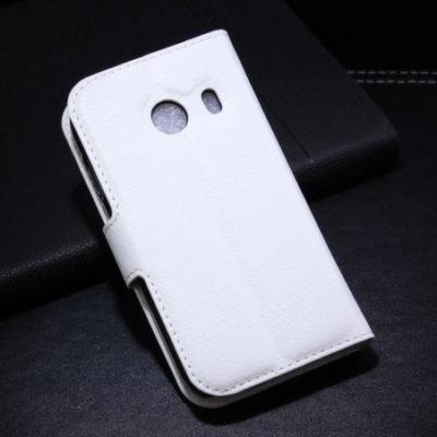 Samsung Galaxy Ace Style Valkoinen Lompakkokotelo