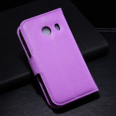 Samsung Galaxy Ace Style Violetti Lompakkokotelo