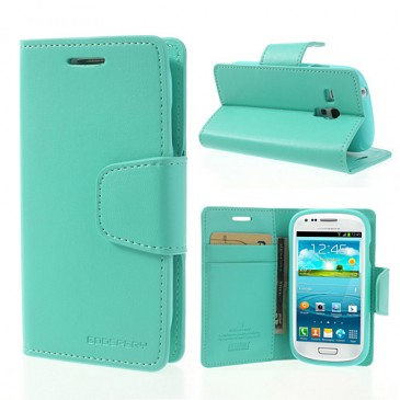 Samsung Galaxy S3 Mini Syaani Sonata Suojakotelo